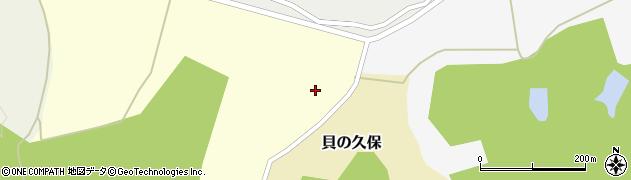 福島県西白河郡矢吹町神の内周辺の地図