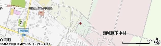 新潟県上越市頸城区東俣周辺の地図