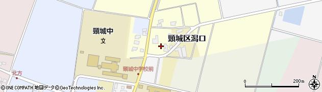 新潟県上越市頸城区宮原周辺の地図