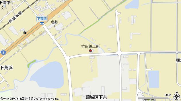 〒942-0023 新潟県上越市石橋新田の地図