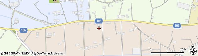 福島県西白河郡矢吹町寺の前周辺の地図