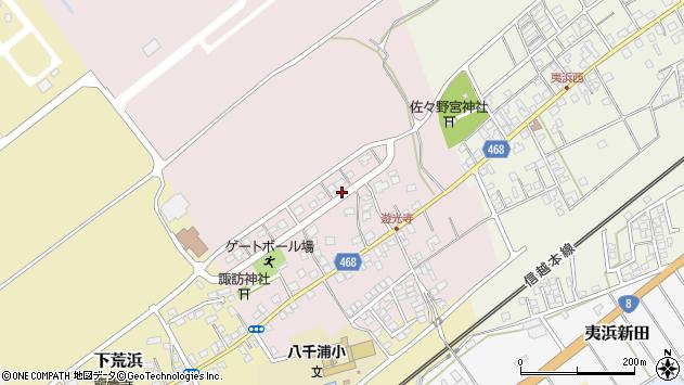 〒942-0024 新潟県上越市遊光寺浜の地図