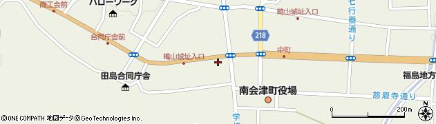 アイリスパーマ周辺の地図