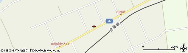 栗橋家具店周辺の地図
