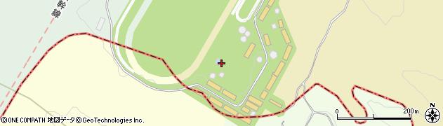 福島県天栄村(岩瀬郡)高林(滑シ返)周辺の地図