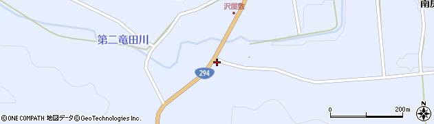 福島県天栄村(岩瀬郡)大里(猪ノ付)周辺の地図