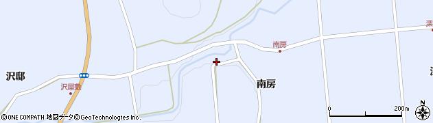 福島県天栄村(岩瀬郡)大里(北向)周辺の地図