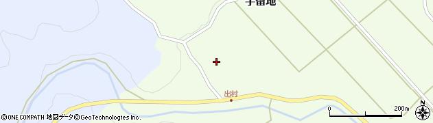 石川県穴水町(鳳珠郡)宇留地(ウ)周辺の地図
