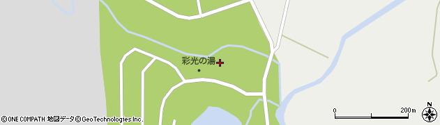福島県天栄村(岩瀬郡)羽鳥(高戸屋)周辺の地図