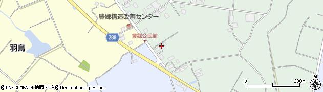 鈴木梨園周辺の地図