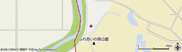 ふれあいの森公園周辺の地図