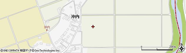 福島県天栄村(岩瀬郡)沖内周辺の地図