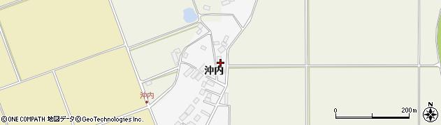 福島県天栄村(岩瀬郡)柿之内(居久根)周辺の地図