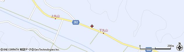 福島県天栄村(岩瀬郡)大里(下釜)周辺の地図