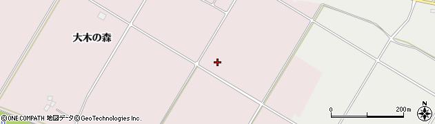 福島県天栄村(岩瀬郡)白子(矢越)周辺の地図