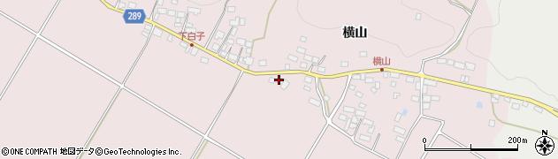 福島県天栄村(岩瀬郡)白子(柳内)周辺の地図