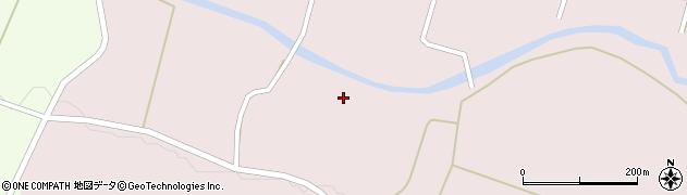福島県天栄村(岩瀬郡)白子(ヂイ小田)周辺の地図