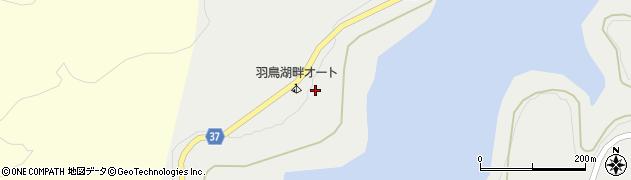 福島県天栄村(岩瀬郡)羽鳥(芝草)周辺の地図
