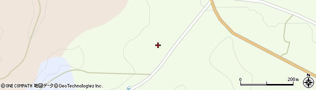 福島県天栄村(岩瀬郡)下松本(狐窪)周辺の地図