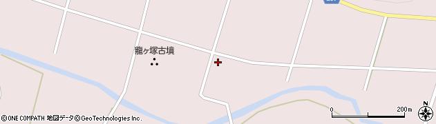 福島県天栄村(岩瀬郡)白子(御膳森)周辺の地図