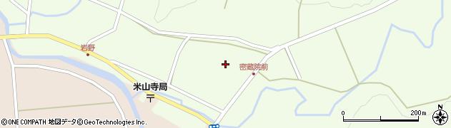 超勝寺周辺の地図
