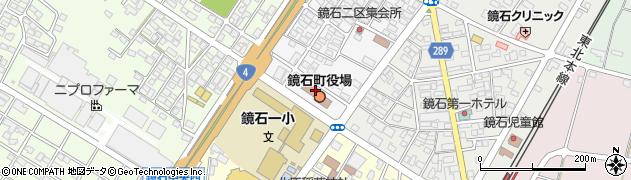 福島県岩瀬郡鏡石町周辺の地図