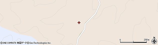 福島県天栄村(岩瀬郡)上松本(宝徳舘)周辺の地図