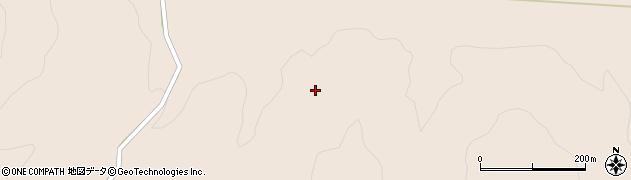 福島県天栄村(岩瀬郡)上松本(小豆平)周辺の地図
