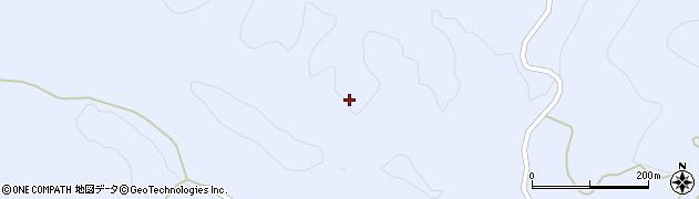 福島県天栄村(岩瀬郡)牧之内(ハカバ)周辺の地図