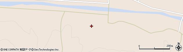福島県天栄村(岩瀬郡)上松本(七曲り)周辺の地図