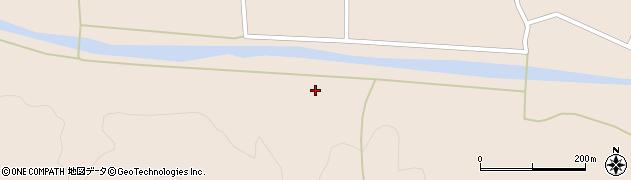 福島県天栄村(岩瀬郡)上松本(西川原内)周辺の地図