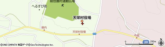 福島県天栄村(岩瀬郡)下松本(原畑)周辺の地図