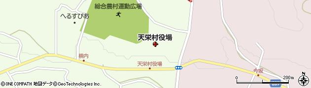 福島県天栄村(岩瀬郡)周辺の地図