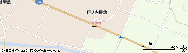 福島県天栄村(岩瀬郡)上松本(宮ノ北)周辺の地図
