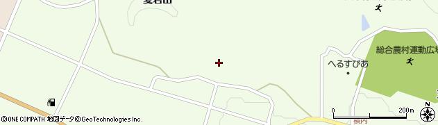 福島県天栄村(岩瀬郡)下松本(富久保)周辺の地図