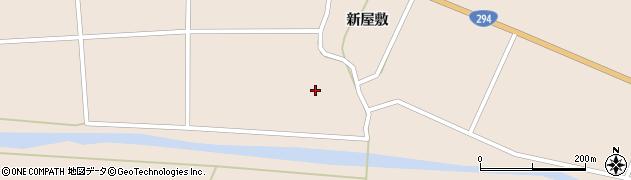 福島県天栄村(岩瀬郡)上松本(松田南)周辺の地図