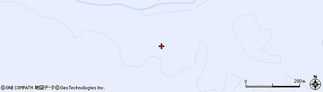 福島県天栄村(岩瀬郡)牧之内(七曲)周辺の地図