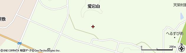 福島県天栄村(岩瀬郡)下松本(坂下)周辺の地図