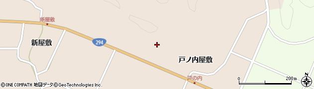 福島県天栄村(岩瀬郡)上松本(観音前)周辺の地図
