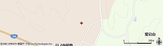 福島県天栄村(岩瀬郡)上松本(寺ノ東)周辺の地図