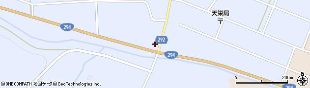 福島県天栄村(岩瀬郡)牧之内(西町)周辺の地図