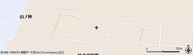 福島県天栄村(岩瀬郡)上松本(鹿島前)周辺の地図