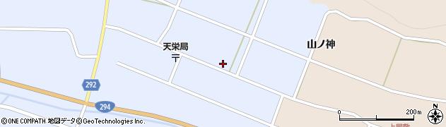 福島県天栄村(岩瀬郡)牧之内(杉ノ下)周辺の地図
