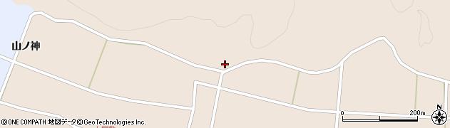福島県天栄村(岩瀬郡)上松本(日向屋敷)周辺の地図