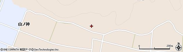 福島県天栄村(岩瀬郡)上松本(日向西)周辺の地図