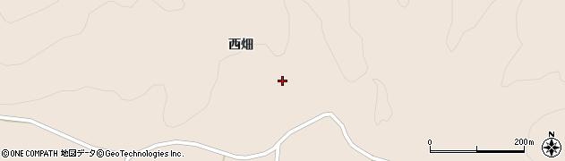 福島県天栄村(岩瀬郡)上松本(男神後)周辺の地図