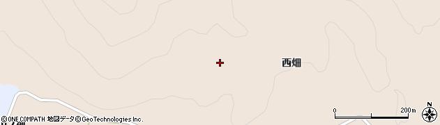 福島県天栄村(岩瀬郡)上松本(愛宕山)周辺の地図