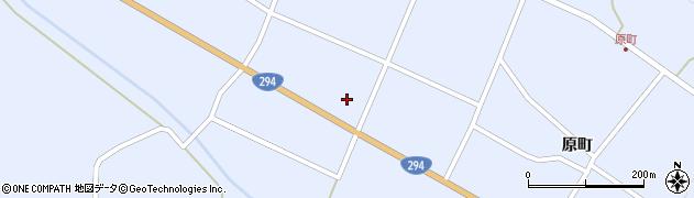 福島県天栄村(岩瀬郡)牧之内(中郷)周辺の地図