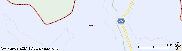 福島県天栄村(岩瀬郡)牧之内(十平畑)周辺の地図