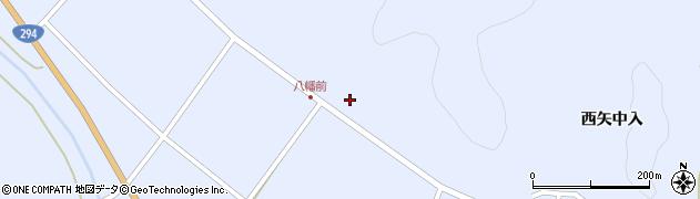 福島県天栄村(岩瀬郡)牧之内(郷戸)周辺の地図